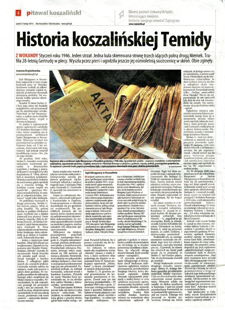 Mord w Kiełpinie