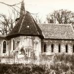 Brojce, kaplica półn. 1989-90
