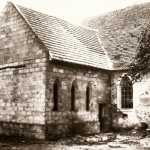Brojce, kaplica półn. 1989