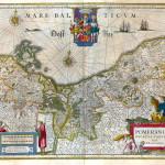 Mapa Księstwa Pomorskiego