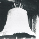 Dzwon zabrany z kościoła podczas I wojny światowej