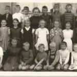 Kl. III Sp w Brojcach (rawdopodobnie rok 1958)  P. Pietrucha