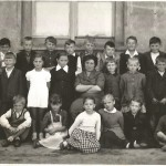 Kl. II SP w Brojcach, P. Kościołowska (ok. 1958 r.)