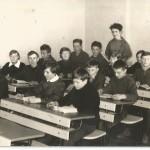 Rok szkolny 1962/1963 -kl. VII p. Jadwiga Balazy