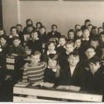 ok szkolny 1962/1963 -kl. VII p. Zofia Wilczura